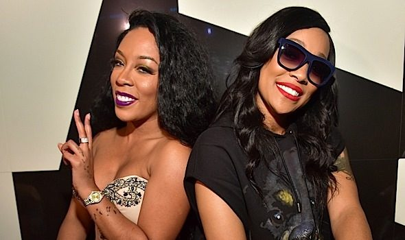 K.Michelle, Monica, Karlie Redd, Rico Love, Kenny Burns Party at ATL's Gold Room [Photos]