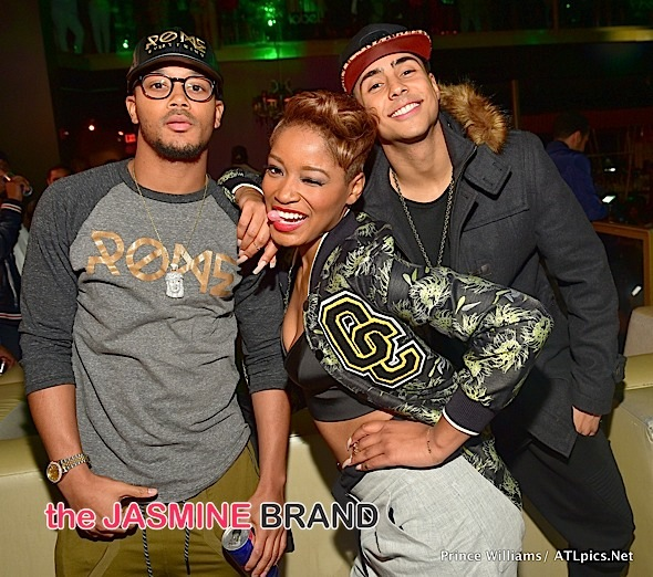 Club Scene: KeKe Palmer, Quincy, Romeo Miller, T.I., Young Jeezy [Photos]
