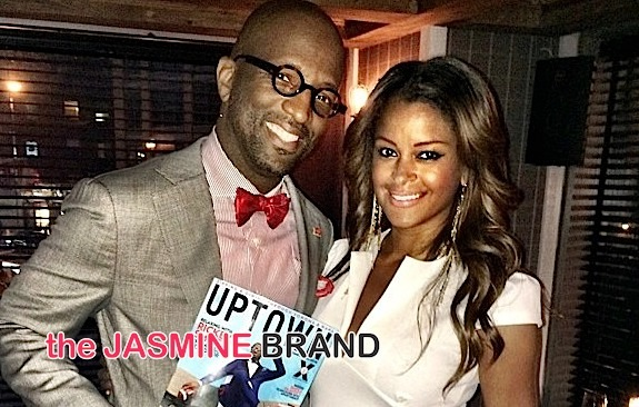 Rickey Smiley Denies Trying to Fire Claudia Jordan-From Radio Show-the jasmine brand