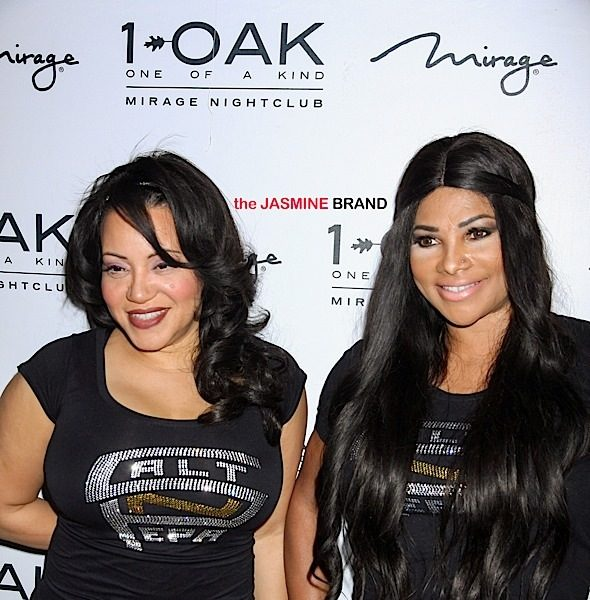 "Salt-N-Pepa Host the Launch of ""Rewind"" at 1OAK in Las Vegas [Photos]"