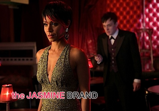 Deuces! Jada Pinkett Smith Announces: I'm leaving 'Gotham'.