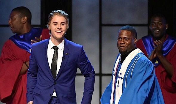 Celebs Attend Justin Bieber's Roast: Kevin Hart, Ludacris, Snoop, Martha Stewart & More! [Photos]