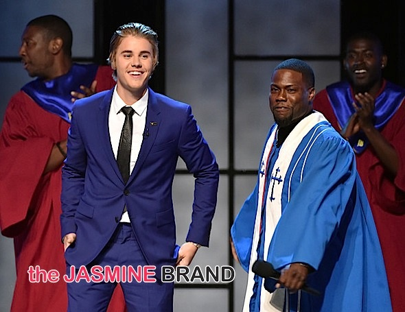 Celebs Attend Justin Bieber's Roast: Kevin Hart, Ludacris, Snoop, Martha Stewart & More! [Photos]