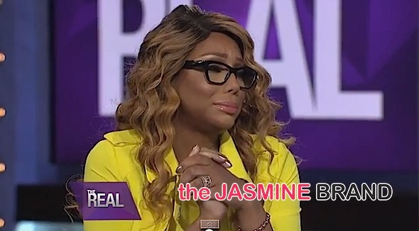 Tamar Braxton Bursts Into Tears On Air: K.Michelle Has The World Saying I Look Like A Muppet [VIDEO]