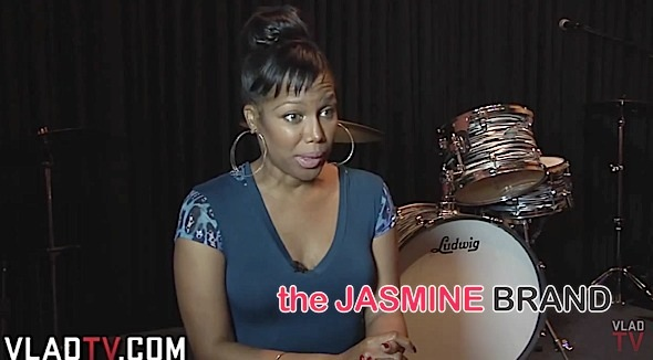 Michel'le Almost Got Shot By Dr. Dre-VladTv-3-2015-The Jasmine Brand