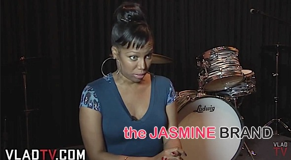 Michel'le Almost Got Shot By Dr. Dre-VladTv-4-2015-The Jasmine Brand