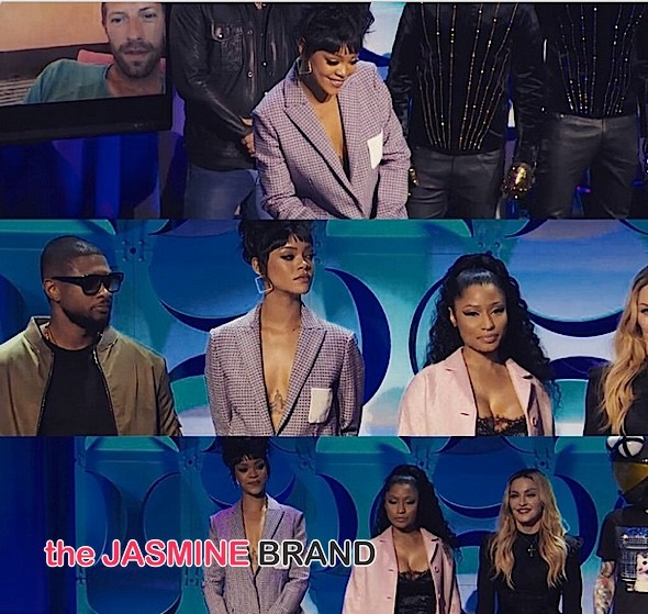 Jay Z, Beyonce, Madonna, Nicki Minaj, Rihanna Celebrate 'Tidal' Launch [Photos]