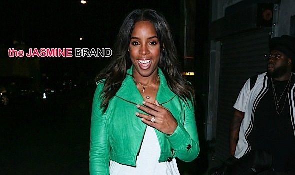 Celebrity Stalking: Kelly Rowland, Amber Rose, Zoe Kravitz, Evan Ross, Ashlee Simpson, Joan Smalls, Sisqo [Photos]