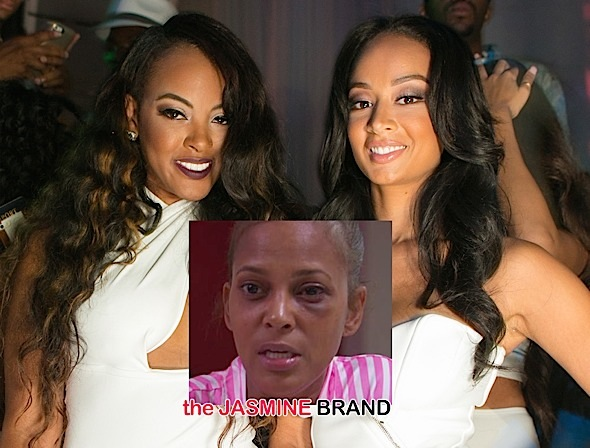 Sundy Carter Files Police Report 2 Years Later, Against Draya Michele & Malaysia Pargo