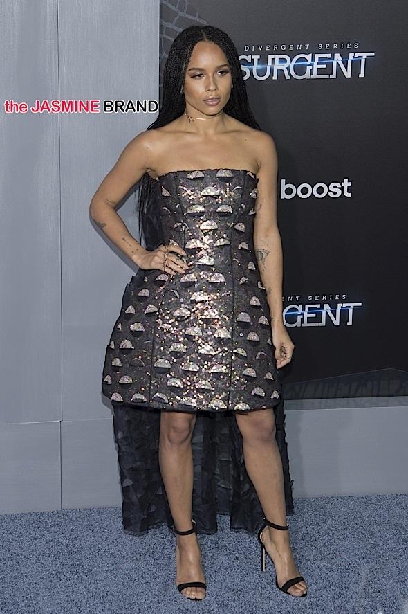 """The Divergent Series: Insurgent"" New York City Premiere - Arrivals"