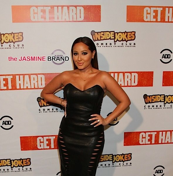 T.I. Hosts 'Get Hard' Screening: Adrienne Bailon, Russell Simmons, Kyla Pratt, Laura & Gloria Govan, Teairra Mari Attend [Photos]