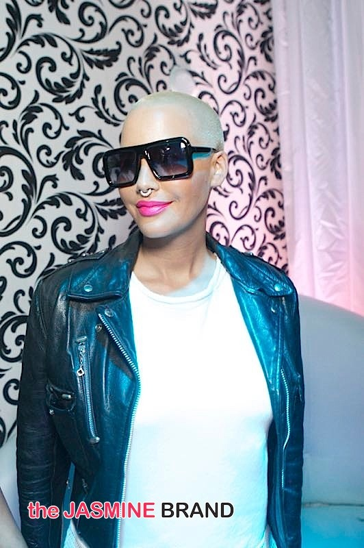 amber rose-cleveland club appearance-the jasmine brand