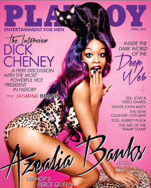 Azealia Banks Playboy Cover + Rihanna New Face of Dior