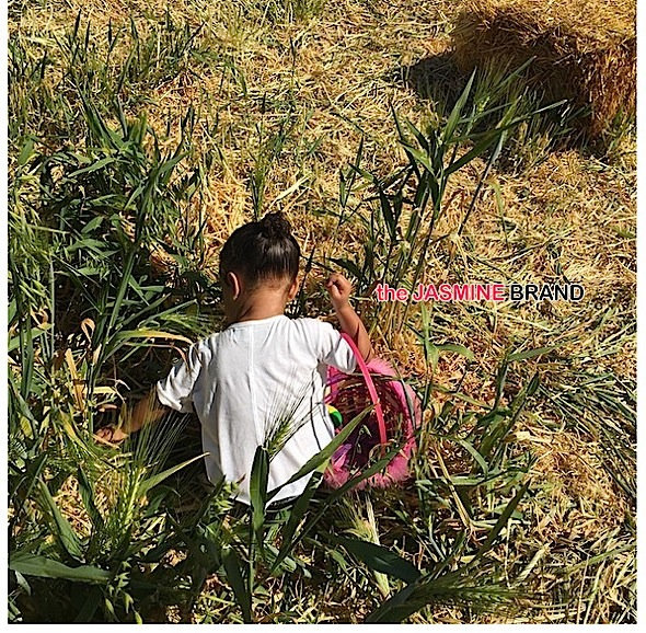 baby north west-easter egg hunt-the jasmine brand