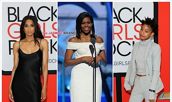 BET Hosts 'Black Girls Rock!', FLOTUS Makes Special Appearance + Ciara, Jada Pinkett-Smith, Ava DuVernay, Faith Evans, Cicely Tyson, Fantasia, Tracee Ellis Ross Attend [Photos]