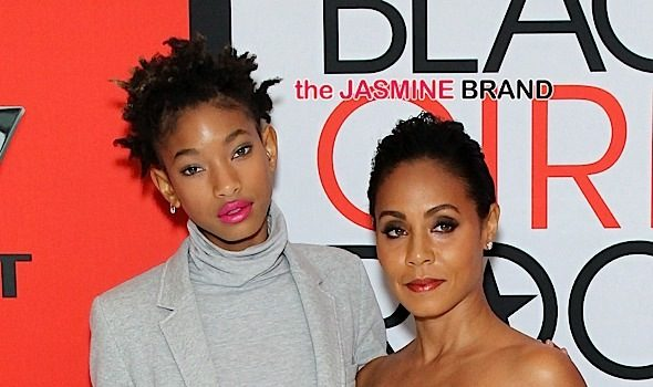 Jada Pinkett-Smith Opens Up About Daughter Willow Cutting Herself