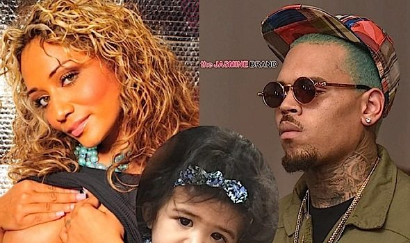 New Tea! Chris Brown's Daughter Name Revealed, Karrueche Splits From Singer + Deets on Baby Mama!