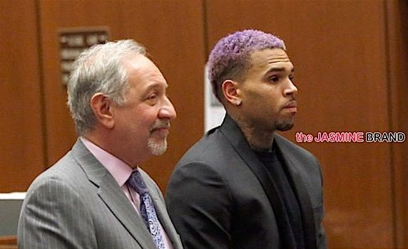 Chris Brown Officially Off Probation From Rihanna Assault