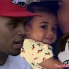 chris brown-secretly father-9 month old daughter-the jasmine brand