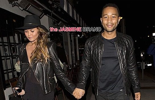 Chrissy Teigen & John Legend Expecting 2nd Child [Ovary Hustlin']