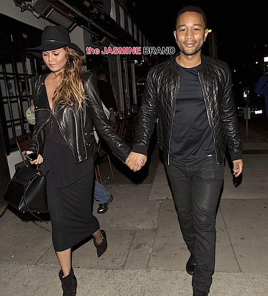 Chrissy Teigen & John Legend Expecting 2nd Child [Ovary Hustlin']