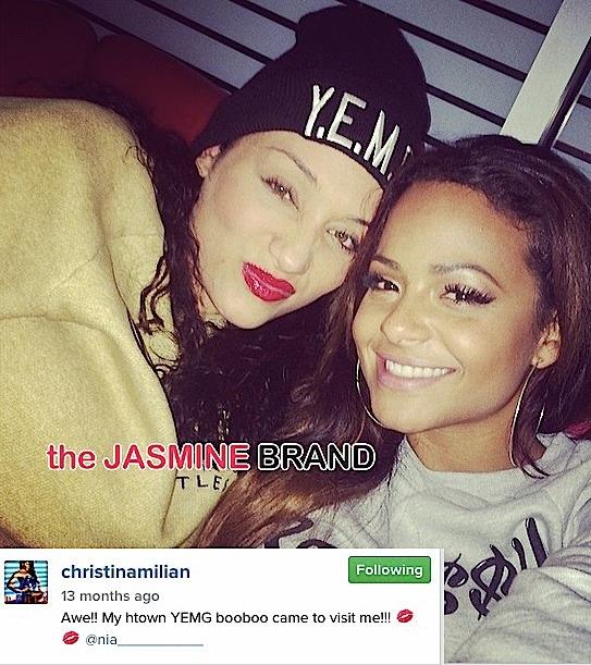 christina milian-chris brown baby mama nia-the jasmine brand - christina-milian-chris-brown-baby-mama-nia-the-jasmine-brand
