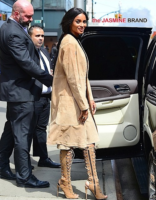 ciara steps out in nyc-Giuseppe Zanotti shoes-the jasmine brand