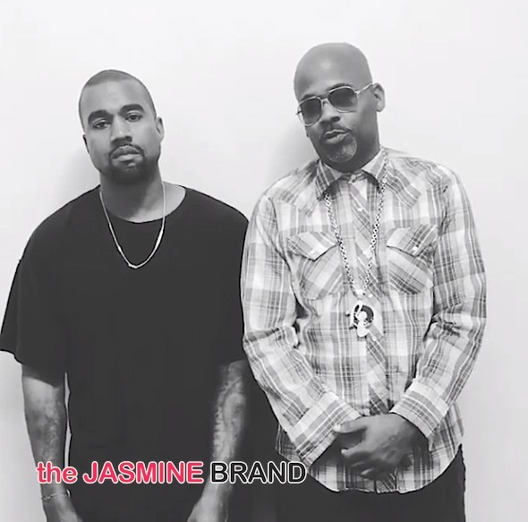 We're Buying Karma Loop! Dame Dash & Kanye West (Sorta) Announce
