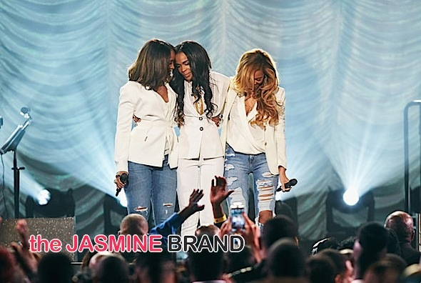 Destiny's Child Reunites for 'Stellar Awards', Watch Their Performance! [VIDEO]