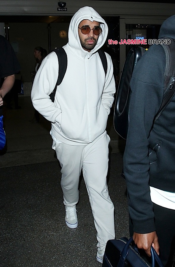 Celebrities at the LAX ***NO DAILY MAIL SALES***