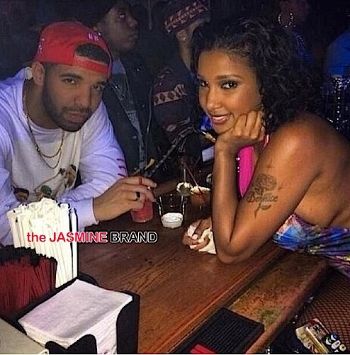 drake-rumored girlfriend Bernice Burgos-at strip club-the jasmine brand