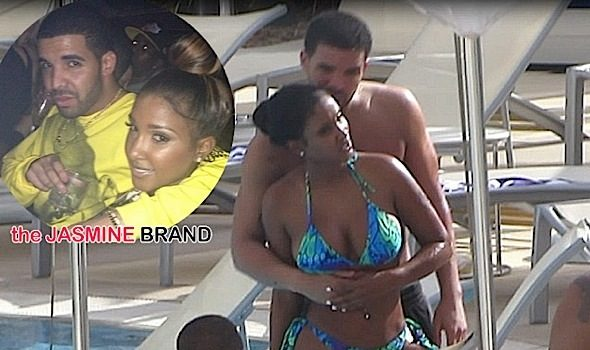 Cup Cakin': Details On Drake's New Bae, Bernice Burgos [Photos]