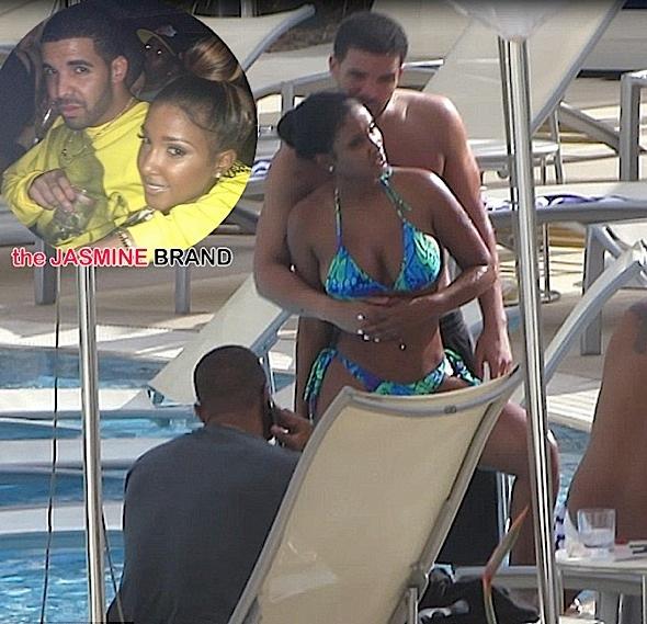 Cup Cakin': Details On Drake's New Bae, Bernice Burgos [Photos]