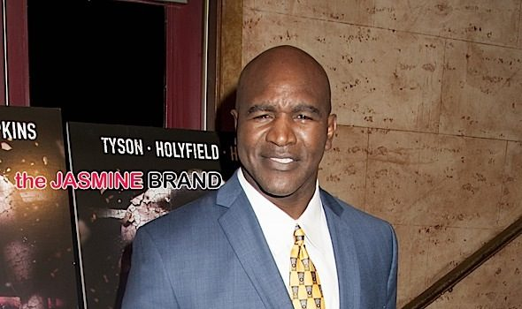 (EXCLUSIVE) Evander Holyfield Settles $650k Legal Battle
