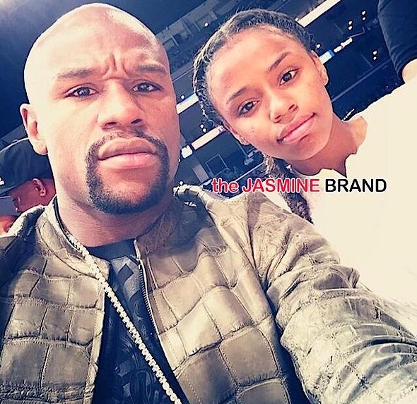 Floyd Mayweather's Daughter Iyana In Alleged School Fight [VIDEO]