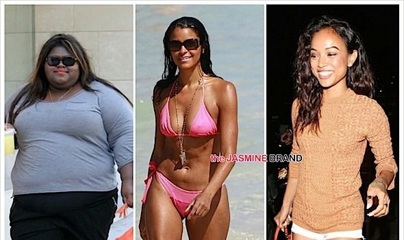 Celebrity Stalking: Gabourey Sidibe, Kelly Rowland, Rihanna, Karrueche, Claudia Jordan, Kourtney Kardashian, John Legend [Photos]
