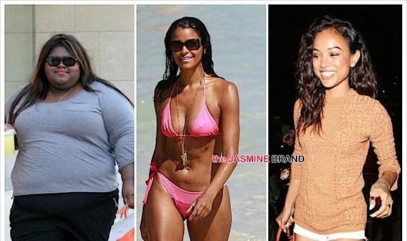 Celebrity Stalking: Gabourey Sidibe, Kelly Rowland, Rihanna, Karrueche, Claudia Jordan, Kourtney Kardashian, John Legend [Photos]