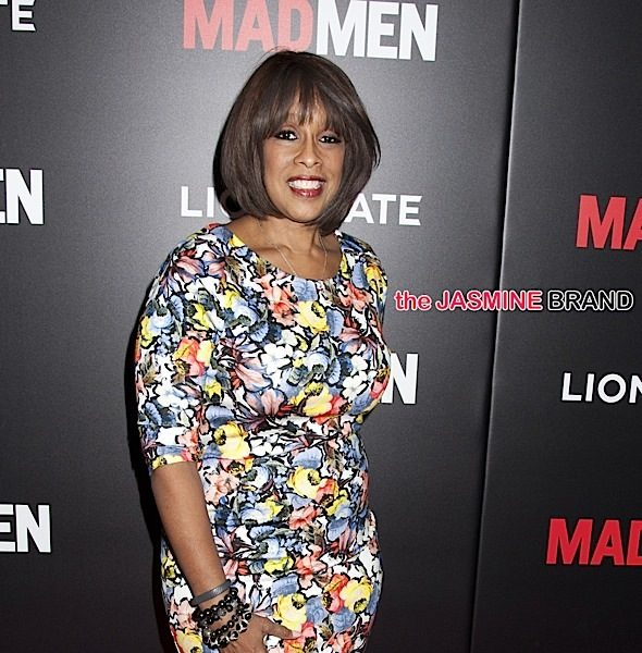 Gayle King – I Walked In On My Ex Husband Naked In Bed W/ My Friend!