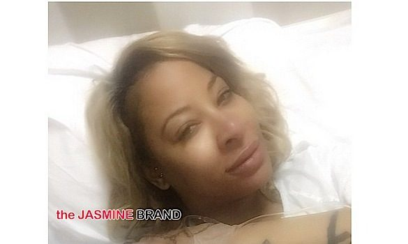 Love & Hip Hop Hollywood's Hazel-E Denies Drug Overdose