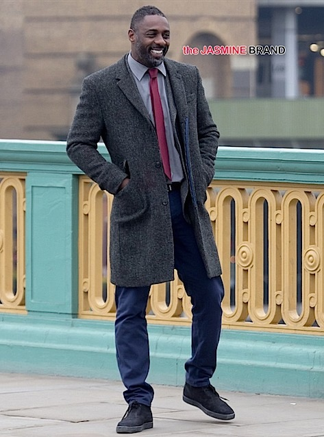 idris elba-on set luther-the jasmine brand