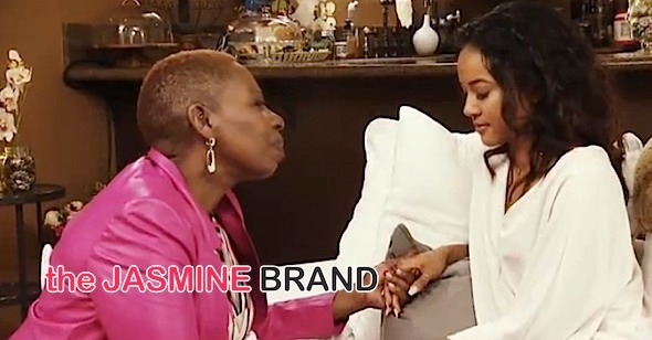 (UPDATE) Karrueche  Clarifies Sit-Down With Iyanla Vanzant: 'It's Not Fix My Life' + Kicked OWN Out Her Home! [VIDEO]