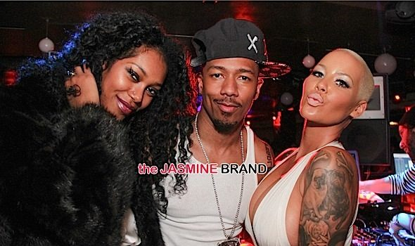 Cup Cakin': Is Nick Cannon Dating Model Jessica White?