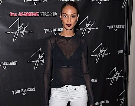 Model Joan Smalls Slams Non Ethnic People Who Use The N-Word: You Will Get Dropped On Sight!
