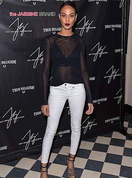 Joan Smalls Makes Acting Debut In 'Set It Up'