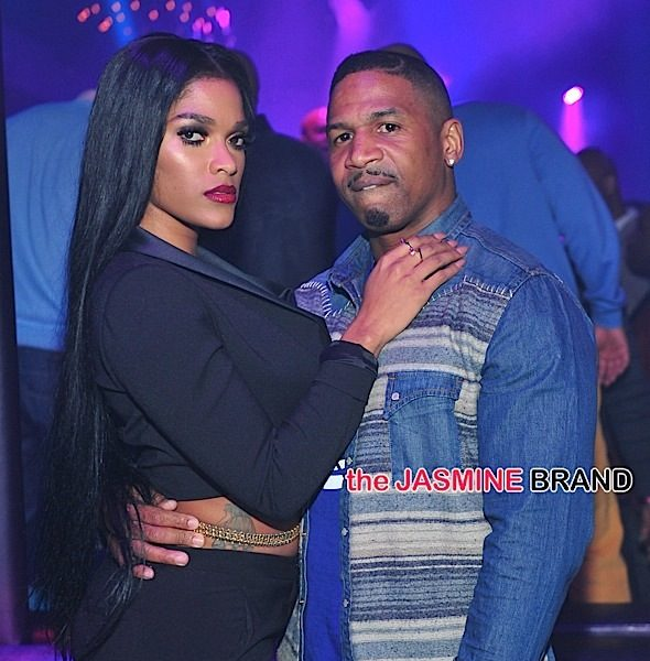 [UPDATE] Love & Hip Hop ATL's Stevie J Accuses Joseline Hernandez of Cheating