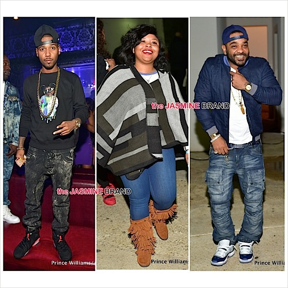 Spotted. Stalked. Scene. Juelz Santana, Cam'ron, Jim Jones, Shekinah Anderson Party At ATL's Compound [Photos]