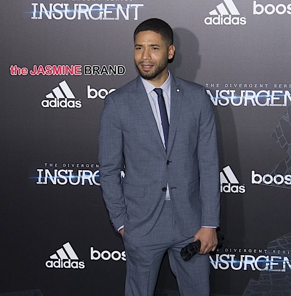 Jussie Smollet Reacts To Rumors He Quit 'Empire' [VIDEO]