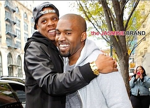 """(EXCLUSIVE) Jay Z & Kanye West: We Didn't Steal Music For """"Watch The Throne"""""""
