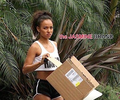 Celebrity Stalking: Rihanna, J.Lo, Kelly Rowland, Jada Pinkett Smith, Karrueche, Kim Kardashian, Kanye West [Photos]