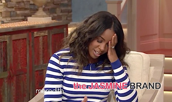 kelly rowland-mothers death-The Meredith Vieira Show